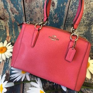 CROSSGRAIN LEATHER COACH F57523